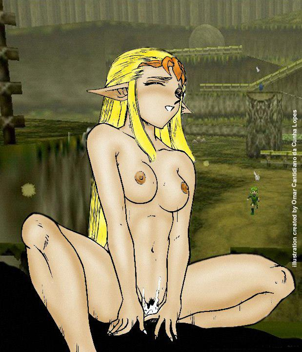time of zelda ocarina malon Friday the 13th game ass