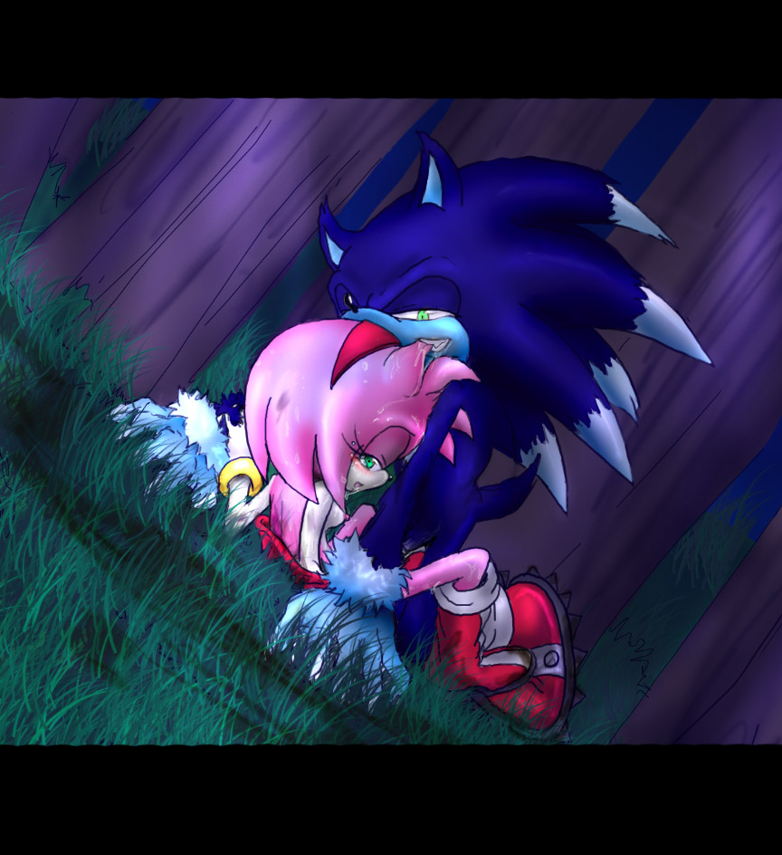 the sonic chip and werehog 1 finger selfie challenge fail