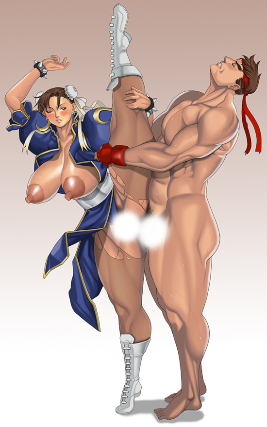 nude mod fighter street 4 Dead or alive characters girl