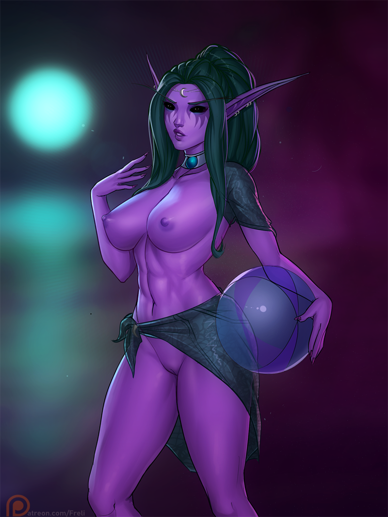 female elf animations warrior night Where to find a daedra in skyrim