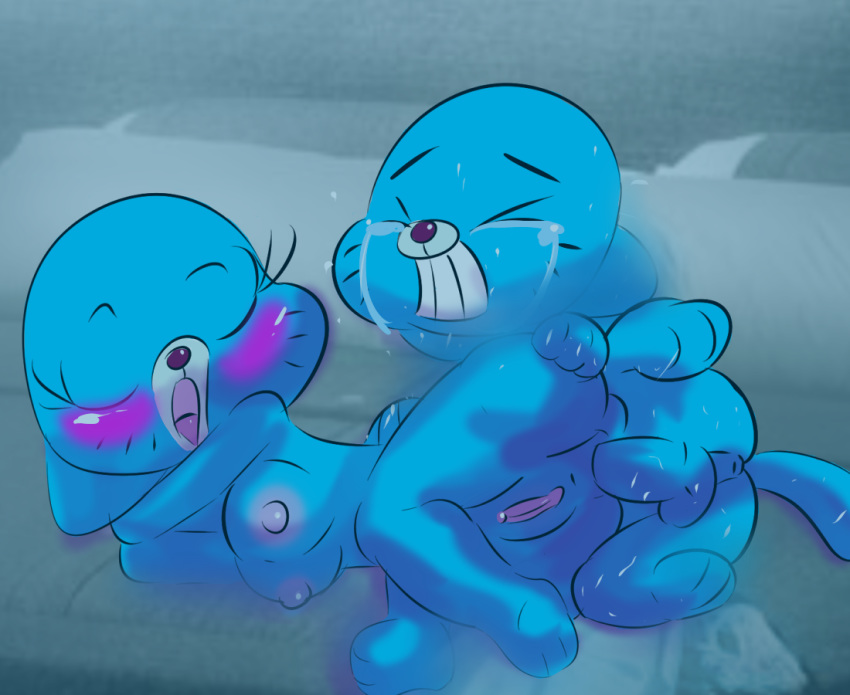 gumball amazing world louie of Gwen from ben 10 naked
