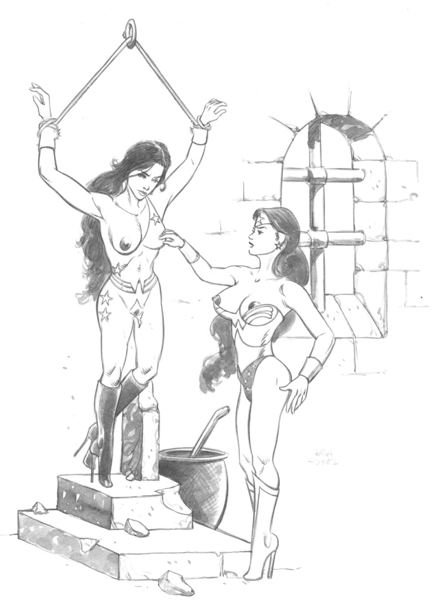 girl wonder power woman x You stole my diamonds and that is unforgivable