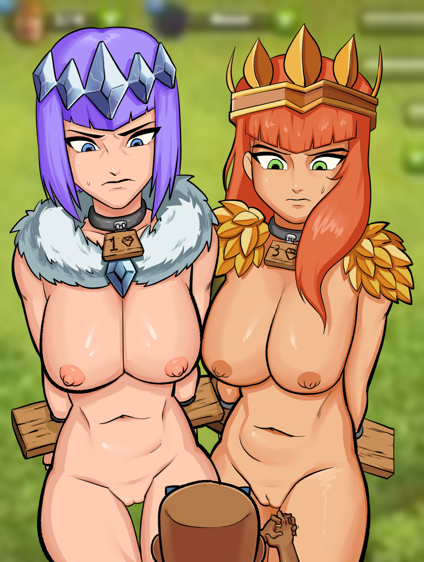 valkyrie of porn clash clans War for the overworld succubus