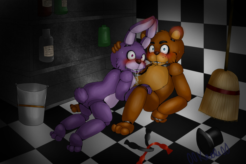 pictures bonnie five nights freddy's at How old is ana overwatch